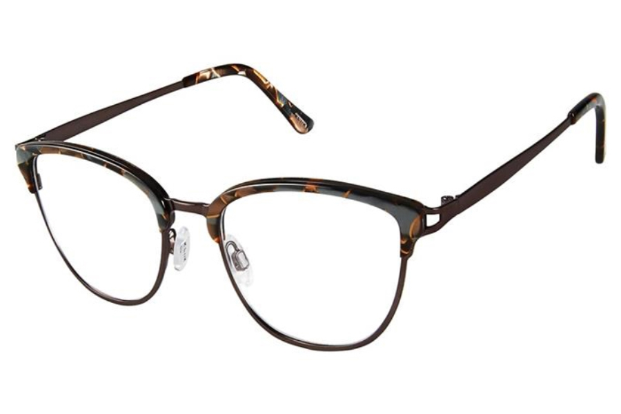 Kliik KLiiK 610 Eyeglasses in 506 Grey Marble