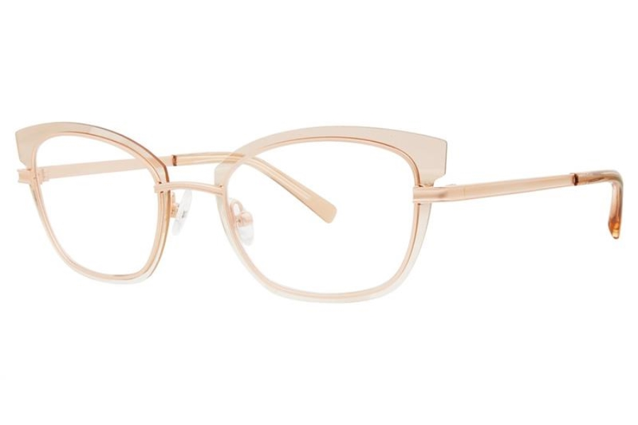 Koali 20027K Eyeglasses in MD07 Brown/Gold