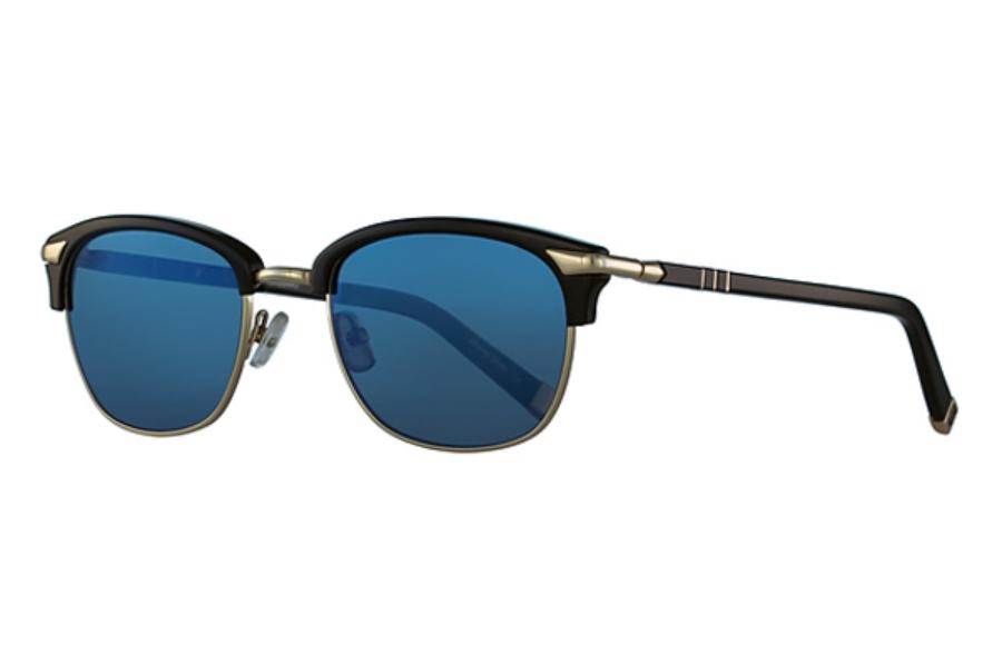 d783abd377fd Lazzaro LAZ MASSIMO Sunglasses in Black/Gold ...