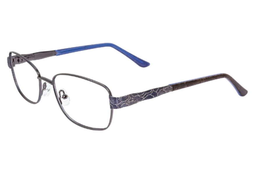 Port Royale Leah Eyeglasses in C-3 Indigo