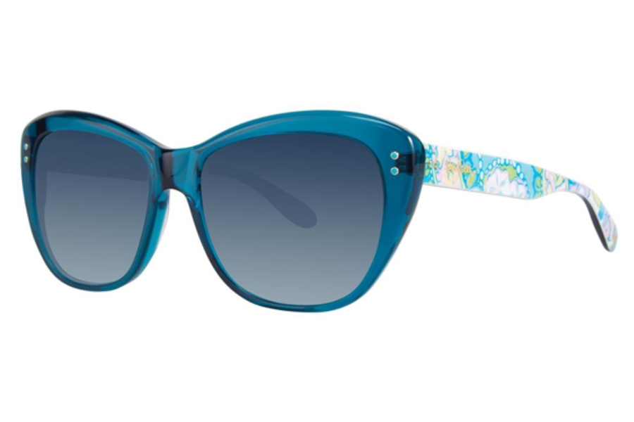 Lilly Pulitzer Monterey Sunglasses in Lilly Pulitzer Monterey Sunglasses