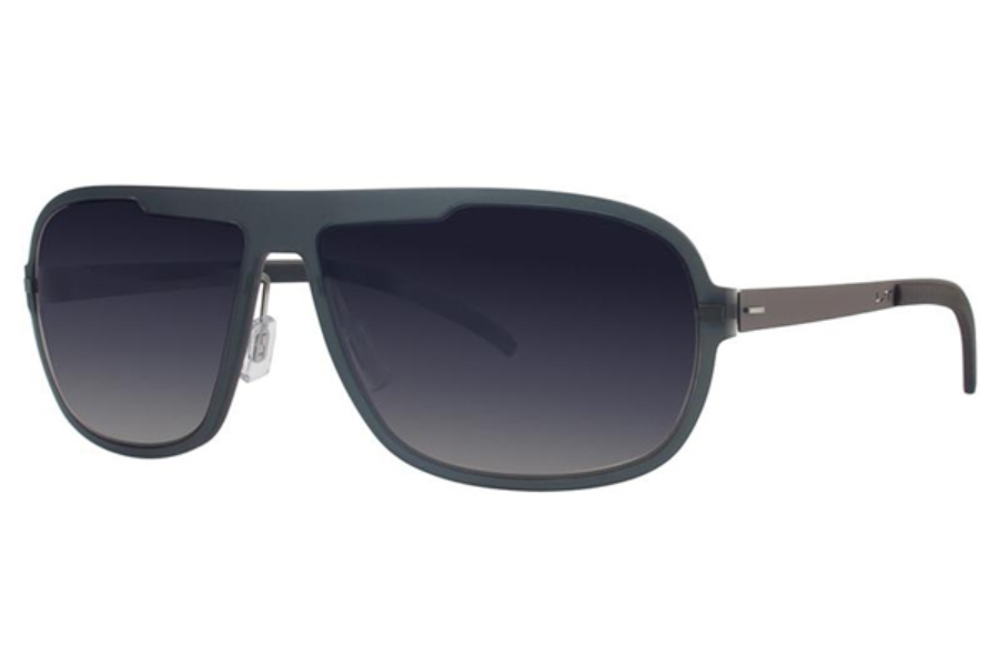 LT LighTec 7626L Sunglasses in GG031 Dark Grey