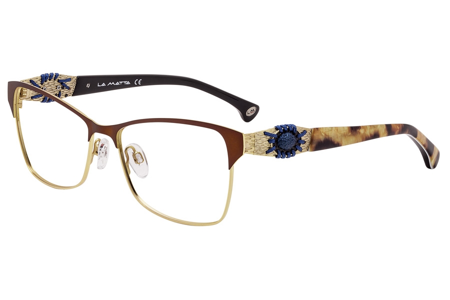 La Matta LM3199 Eyeglasses in 02