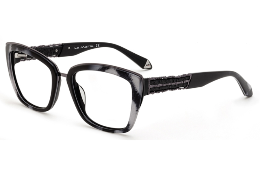 La Matta LM3218 Eyeglasses in 02