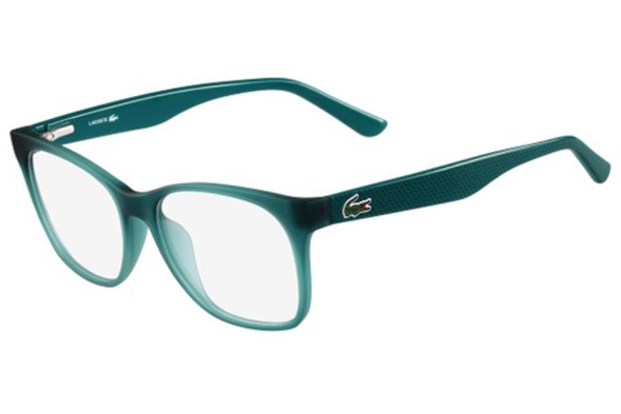 Eyeglasses LACOSTE L2767 424 BLUE