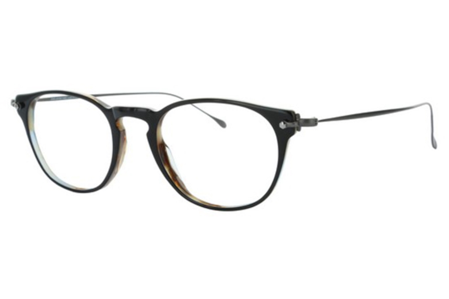 Lafont Reedition Theme Eyeglasses in 1039 Black