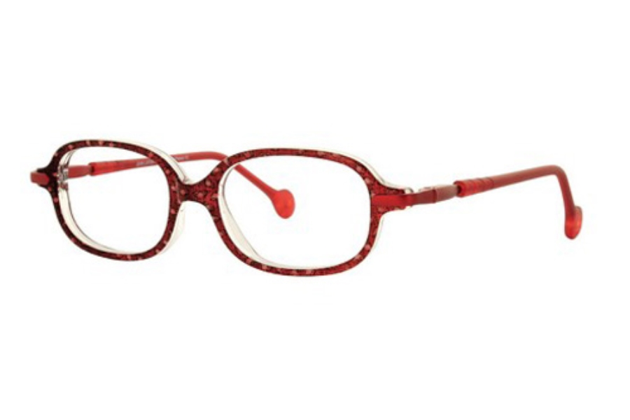 Lafont Kids Casimir Eyeglasses in 6065 Red