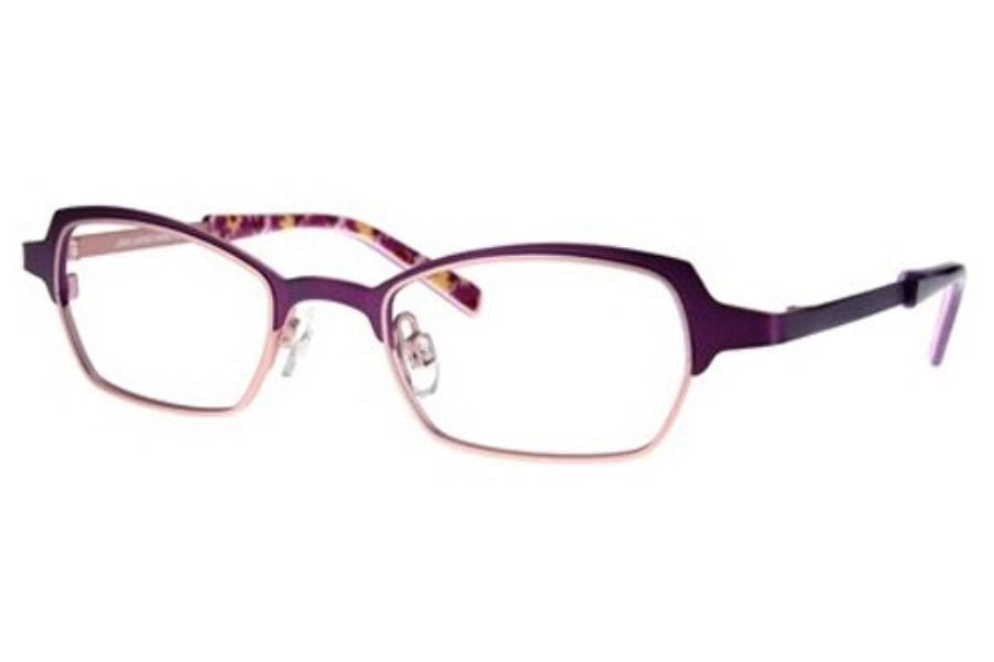 Lafont Kids Nara Eyeglasses in 7014 Purple