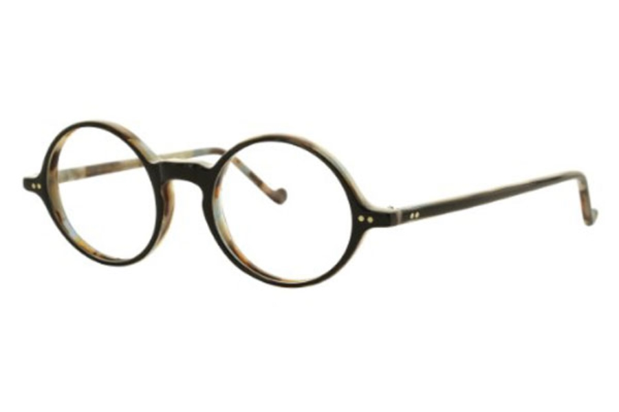 Lafont Reedition Beckett Eyeglasses in 1039 Black