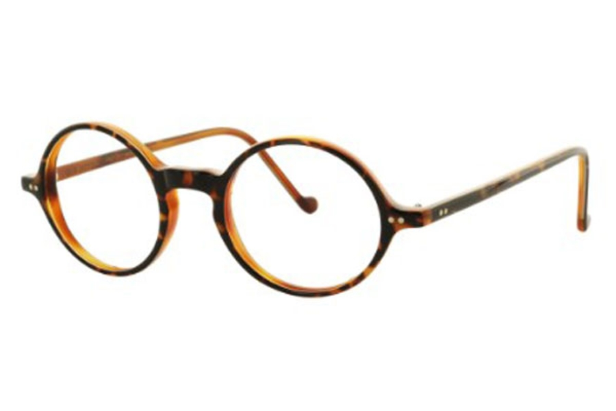 Lafont Reedition Beckett Eyeglasses in 5062 Brown
