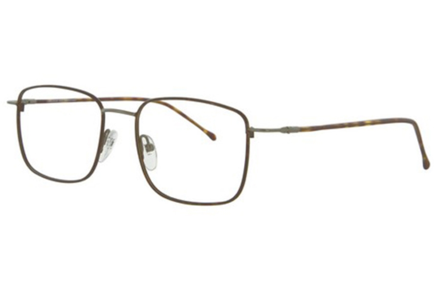 Lafont Reedition Allen Eyeglasses in 880S Brown