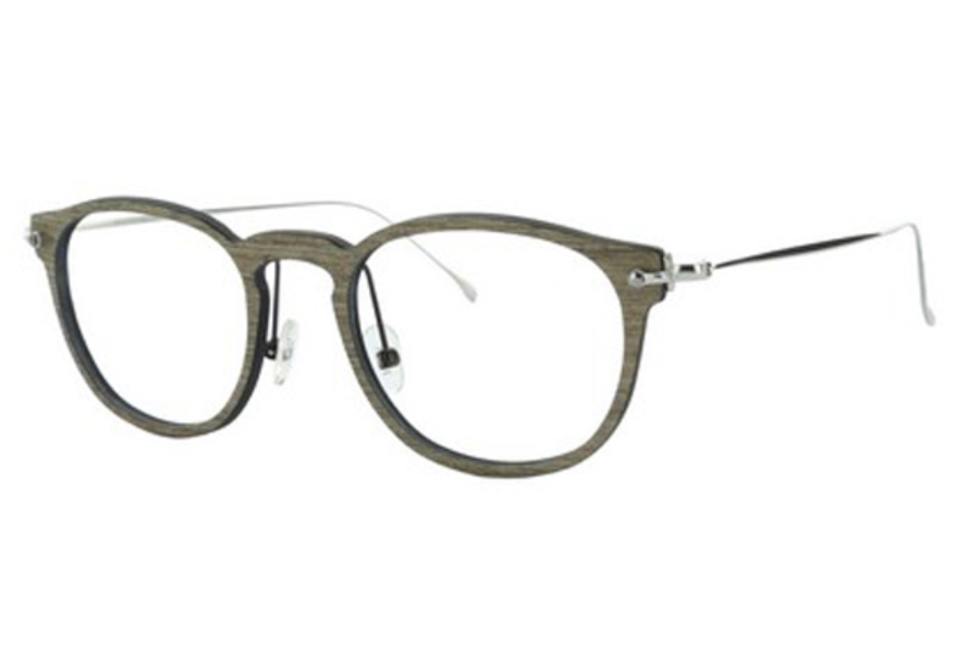 Lafont Reedition Theme Eyeglasses in 500B1 Brown