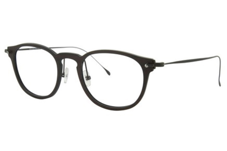 Lafont Reedition Theme Eyeglasses in 500C2 Brown