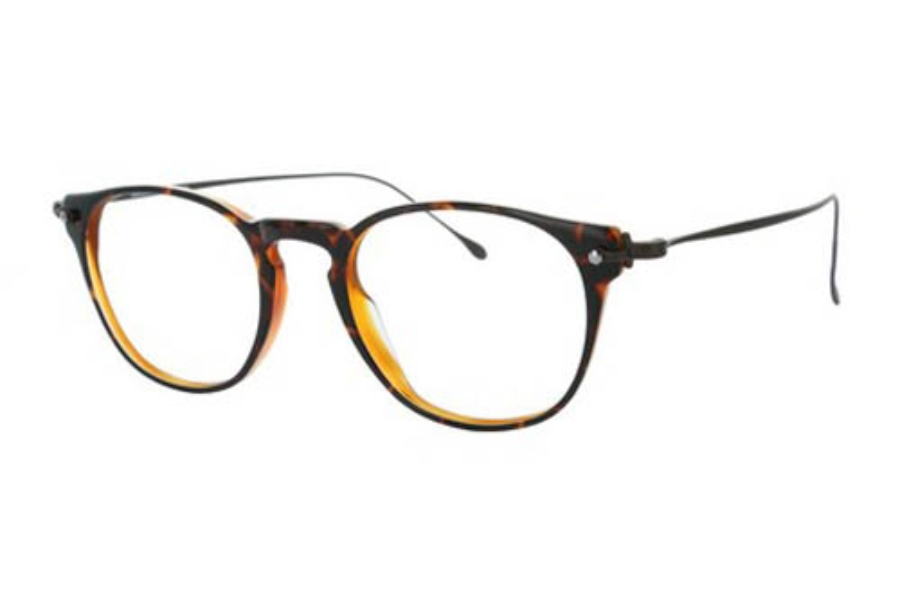 Lafont Reedition Theme Eyeglasses in 5062 Brown