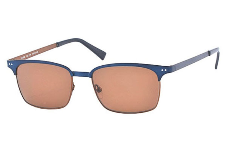 Legre LE 5066 Sunglasses in 1194 Blue/ Bronze/Brown Polarized