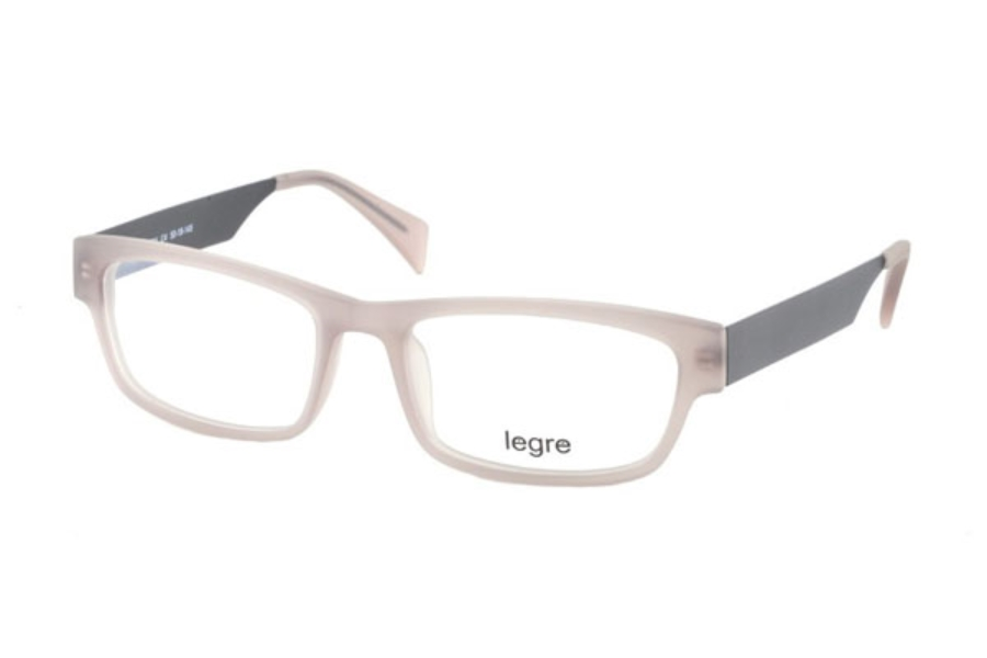 Legre LE224 Eyeglasses in C04 Matte Almond/Black
