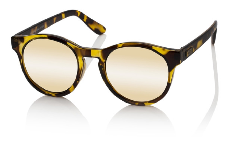 LeSpecs Hey Macarena Sunglasses in LSP1402037 Syrup Tortoise