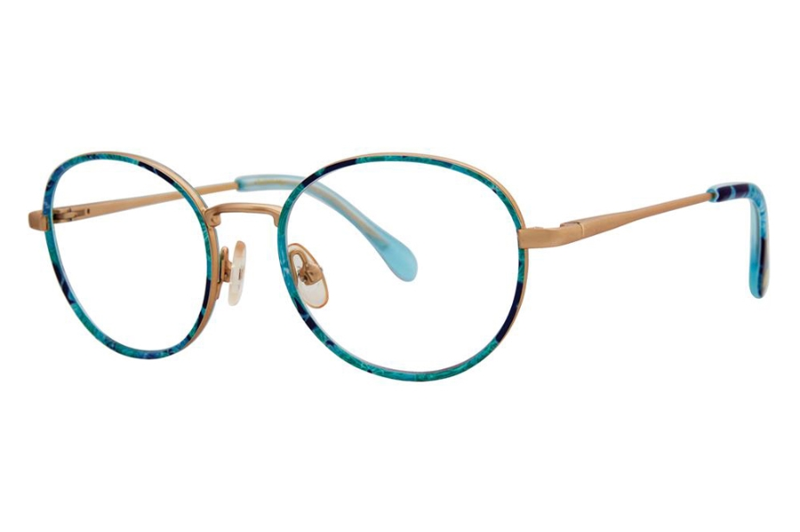 Lilly Pulitzer Girls Teddi Eyeglasses in Lilly Pulitzer Girls Teddi Eyeglasses
