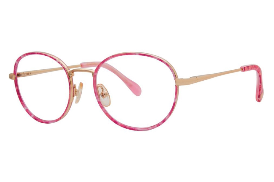 Lilly Pulitzer Girls Teddi Eyeglasses in Pink