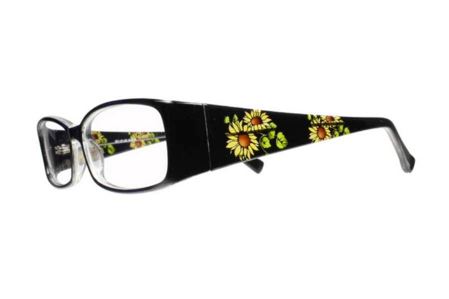 Limited Editions Anika Eyeglasses in Black