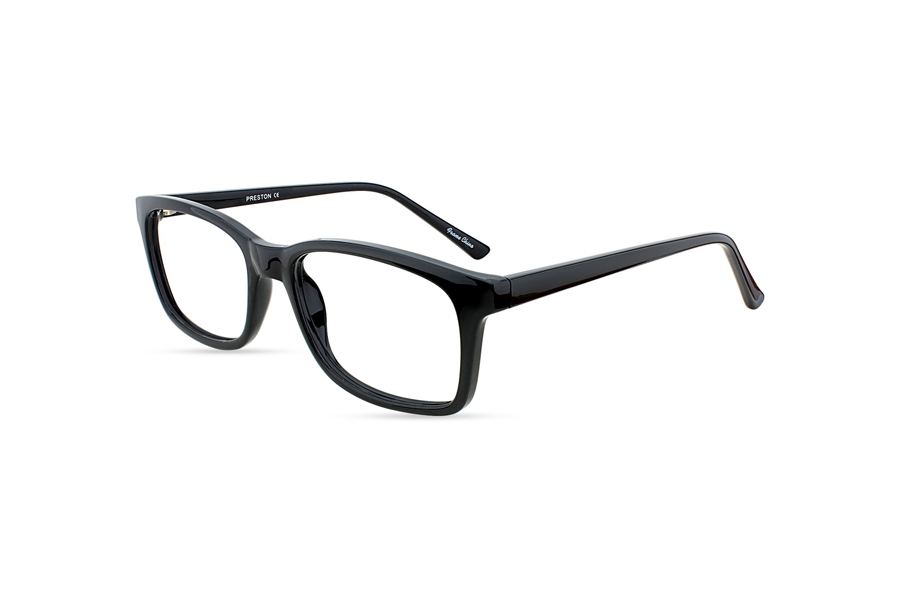 Limited Editions Preston Eyeglasses in Black
