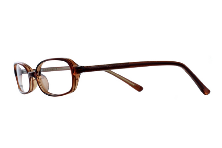 Limited Editions Romper 1112 Eyeglasses in Brown