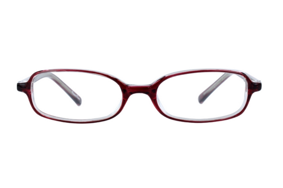 Limited Editions Romper 1112 Eyeglasses in Cherry