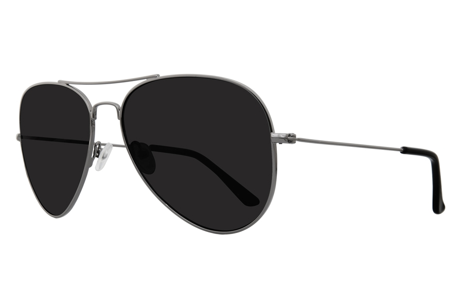 Lite Design LD1024 Sunglasses in Gunmetal