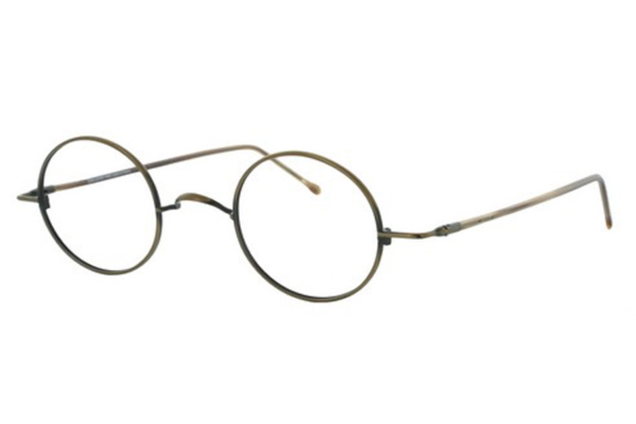 Lafont Reedition Schubert Eyeglasses in 227 Gold
