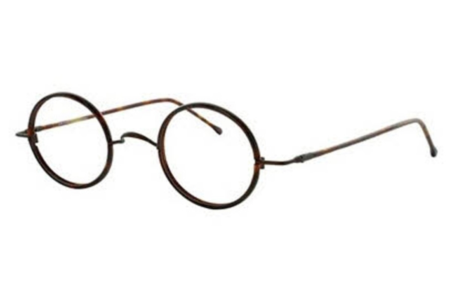 Lafont Reedition Schubert Eyeglasses in 500W Brown