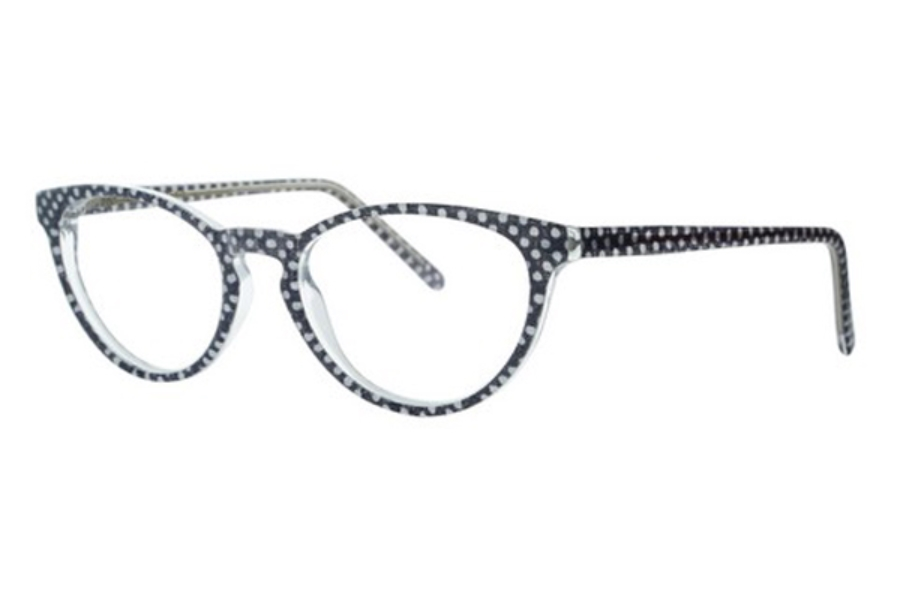 Lafont Reedition Simone Eyeglasses in 3063 Blue
