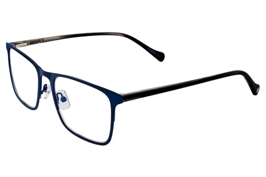 Lucky Brand D308 Eyeglasses in Navy