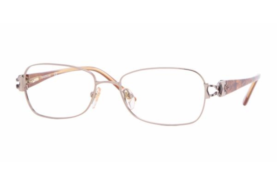 Luxottica Titanium LC 1414T Eyeglasses in 4030 Light Copper (54 eye size only)