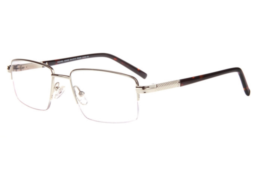Michael Adams MA-614T Eyeglasses in Yellow Gold