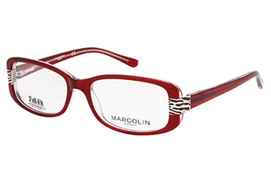 Marcolin MA7309 GWEN Eyeglasses in 083 Violet/Other