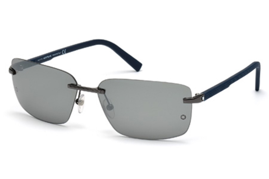 Mont Blanc MB465S Sunglasses in Mont Blanc MB465S Sunglasses