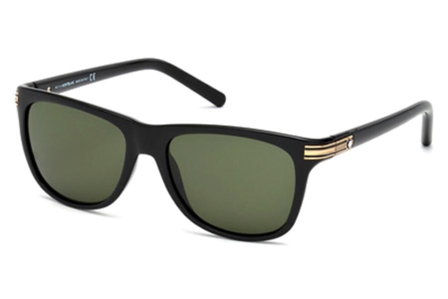 5a3657ea581d Mont Blanc MB502S Sunglasses in 52E Dark Havana Brown  Mont Blanc MB502S  Sunglasses in Mont Blanc MB502S Sunglasses ...