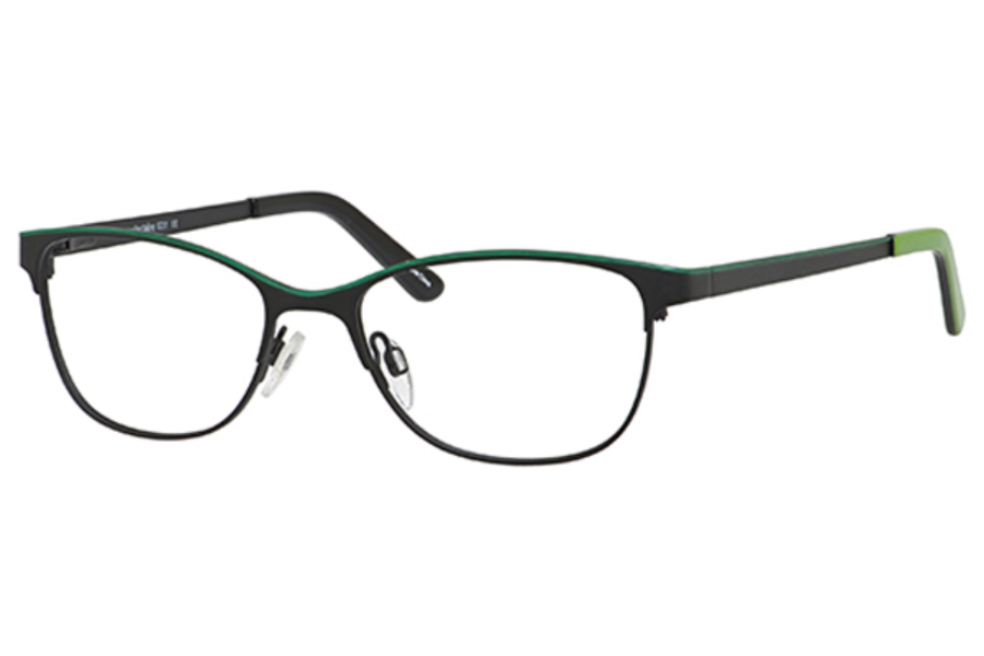 Marie Claire MC6231 Eyeglasses in Black/Green
