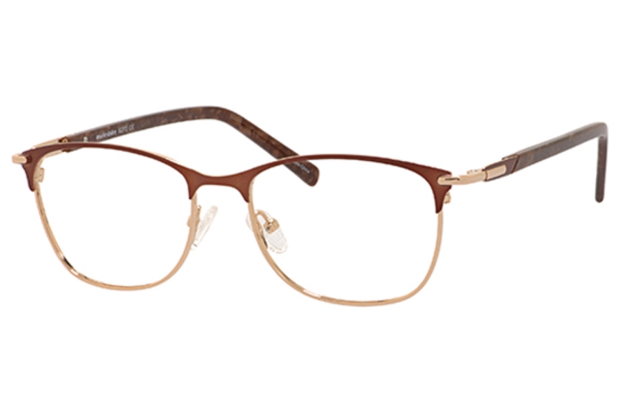 Marie Claire MC6270 Eyeglasses in Brown/Gold