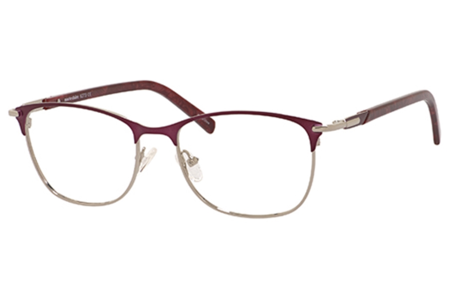 Marie Claire MC6270 Eyeglasses in Purple/Silver
