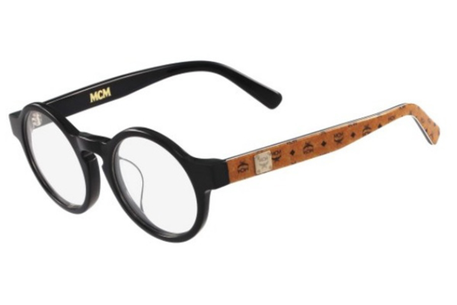 MCM MCM2608A Eyeglasses in 001 Black