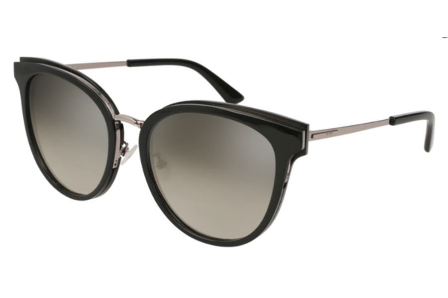 MCQ MQ0104SK Sunglasses in 002 Black / Silver