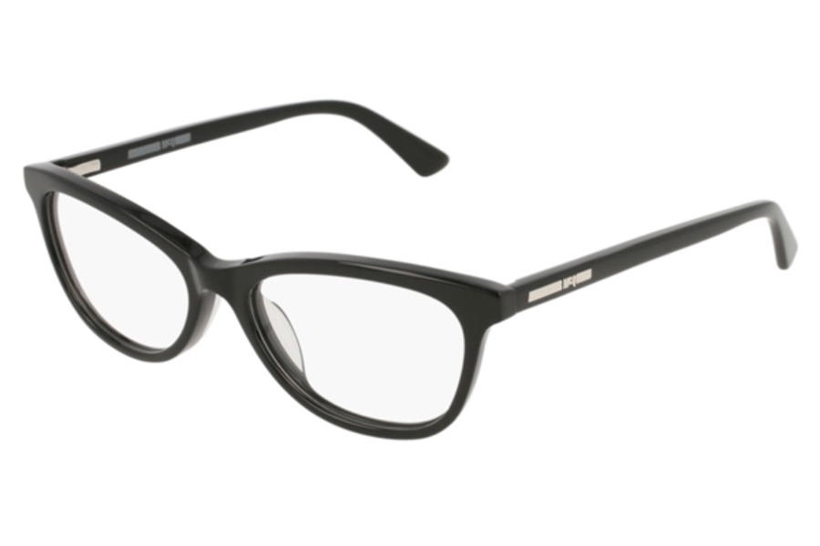 MCQ MQ0112OP Eyeglasses in 001 Black