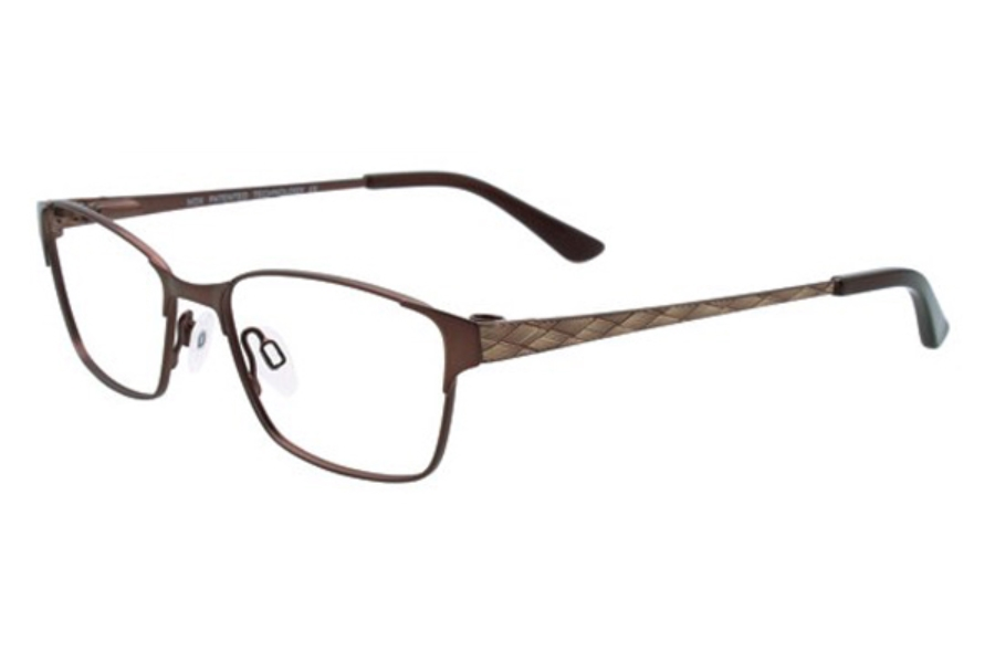 Mdx Manhattan Design Studio S3318 W Magnetic Clip Ons Eyeglasses