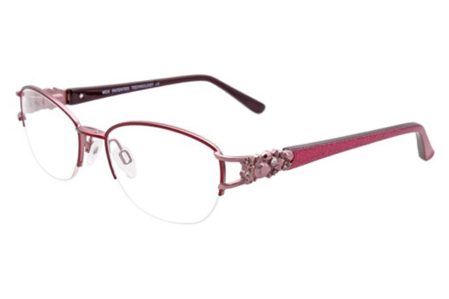 MDX - Manhattan Design Studio S3323 w/Magnetic Clip-ons Eyeglasses in MDX - Manhattan Design Studio S3323 w/Magnetic Clip-ons Eyeglasses