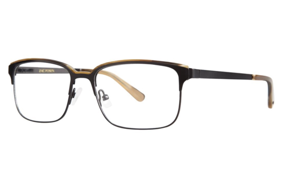 Zac Posen Redford Eyeglasses in Tortoise