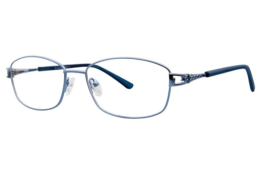 Value MetalFlex Metalflex 1035 Eyeglasses in Shiny Blue