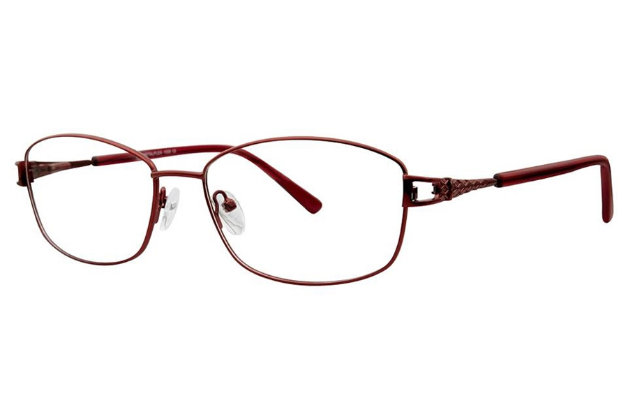 Value MetalFlex Metalflex 1035 Eyeglasses in Shiny Wine