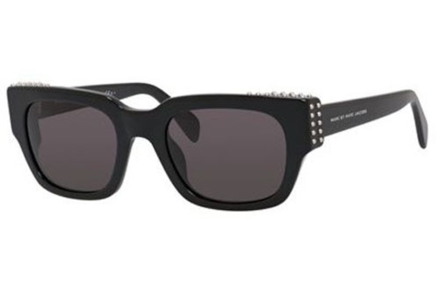 Marc By Marc Jacobs MMJ 485/STUDS Sunglasses in Marc By Marc Jacobs MMJ 485/STUDS Sunglasses