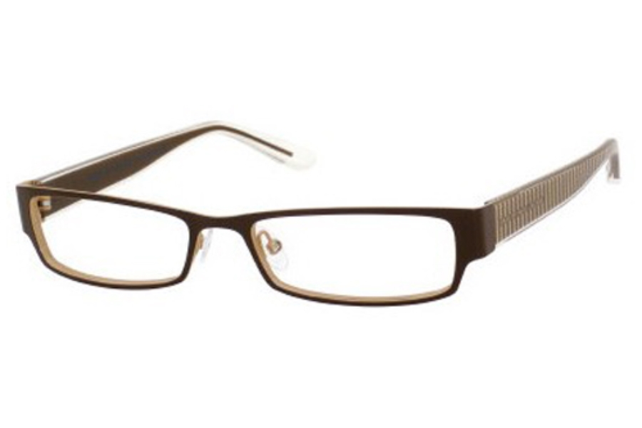 Marc By Marc Jacobs MMJ 556 Eyeglasses in 0MBZ Brown Beige/Crystal